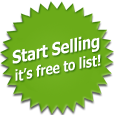 Start Selling it's free to list!